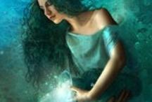 ~Aquarius~ / by Nicole Robillard