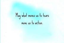 Explore Action / Never confuse movement with action.  Ernest Hemingway