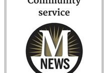 Community Service / Community service is one of the core values of Monroe County MI. Here are some of the many projects that local volunteers and non-profit groups take on as their platforms and campaigns.