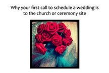 Wedding Planning Tips / We're pinning ideas, tips and tricks for couples-to-be as a joint board of The Monroe News and Monroe on a Budget. / by The Monroe News