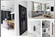 Interior / Create your personal style by mixing expensive, cheap, new and old....