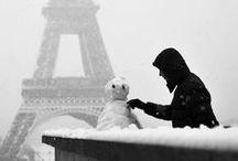 Travel - Paris / by Chan Li