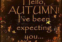 My Favorite Season - Fall
