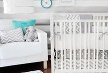 Nursery / Baby Rooms / by Brandi Douglas