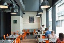 <3 Old school cafe <3 / by Sophia Kambouris