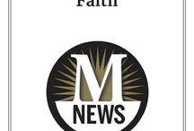 Faith / Celebrating the faith-based traditions of Monroe County MI.