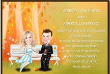 Unique Wedding Invitations / by InvitesWeddings