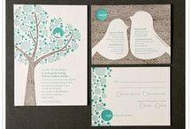 Spring Wedding Invitations / by InvitesWeddings