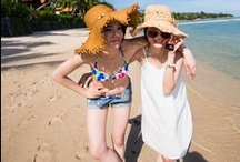 Beach Style / what to wear in the sunny day at BEACH!!!