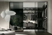 Wardrobe / Storage solutions for bedroom, walk-in closets and hallway.   To provide clothing and items you do not use daily, a permanent place. For most people, good wardrobe solutions is a necessity. You then know where to find it and it creates less clutter. More organizing, less stress!