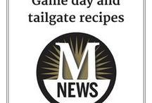 Tailgate recipes / Rock your tailgate party, race day, football or baseball game day menu with these recipes and ideas.