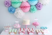: Birthday Party Ideas : / Inspiration for Birthday parties and other celebrations / by Kelsie McKelvie