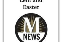 Lent and Easter Celebrations / Recipes, pictures and other pins for Fat Tuesday through Easter Sunday.