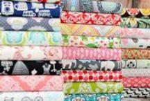 Fabrics / patterns we love