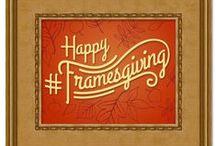 Happy #Framesgiving / by Barbara Ryan