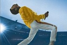 Freddie Mercury, Queen / All the gloriousness that was, is and forever will be Freddie Mercury