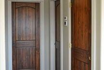 Interior/exterior door redo