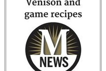Venison and game recipes / Hunting is a popular and historic tradition in Monroe County - so much that we frequently print youth and adult hunting success photos in The Monroe News. Here's what you can do with the game meat.