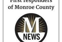 First responders / Featuring the first responders in Monroe County MI and topics of interest to them.