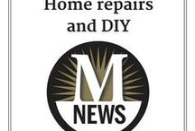 Home repairs and DIY / Projects and ideas for around the home, for the kitchen, or in the yard.