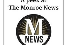 Meet the Monroe News / The history, people and behind-the-scenes images of The Monroe News, a daily newspaper in Monroe MI with a 190-year-old history.