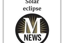 Solar eclipse / Food, fun and science relating to the 2017 total solar eclipse.