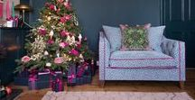 Colourful Christmas / Ideas and shoppable links for making your home bright, colourful and happy this Christmas