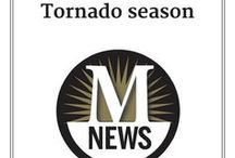 Tornado Season / Tips, links and resources relevant to tornado season in Michigan; hosted by The Monroe News. #MIWX
