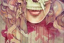 I L L U S T R A T I O N / by Lia von Zamonien