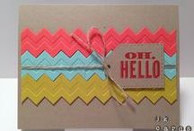 Stampin' Up! / papercrafts / by Morgie Leigh