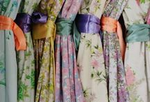 νιnтage coυтυre✨ / Vintage wardrobe.....dreamy closet!