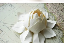 Pretty Paper / Origami and folded paper