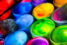 Life in color / Inspiration for a more vibrant and colorful life