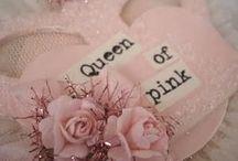P̈ïn̈k̈ L̈öv̈ë / Pink isn't just a color, it's an attitude!