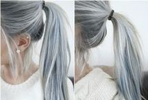 Hairs / Styles, cuts, and colors