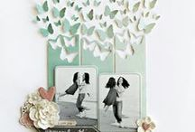 Scrapbook Layouts / by Morgie Leigh