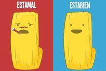 Spanish memes / by Lori Langer de Ramirez