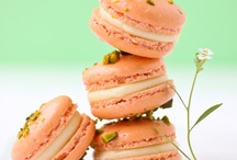 Desserts - Macarons <3 / by Morgie Leigh