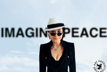 IMAGINE PEACE News / http://IMAGINEPEACE.com/home/news / by Yoko Ono