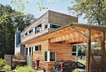 Architecture / Home Construction / by Tad Carpenter