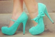 Shoes I wish I could wear! / by Morgie Leigh