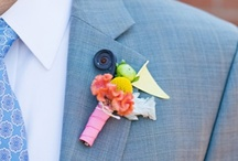 WEDDING - Boutonnieres / by Morgie Leigh