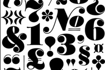 Type Faces / by Tad Carpenter