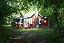"""My cabin to be / See my board """"Compact Living"""" for more tiny houses."""