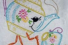Embroidery / by Delia Weiss