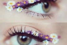 Make Up & Beauty / Inspiration of beautiful make up looks :) I collect here all what I love and hope to try.