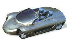 Concept vehicles / by Мирослав Георгиев