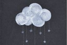 Drawing & Design Inspiration - Clouds / by Floating Cloud