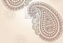 Drawing & Design Inspiration - Paisley / by Floating Cloud