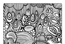 Drawing & Design Inspiration - Embellishments / by Floating Cloud